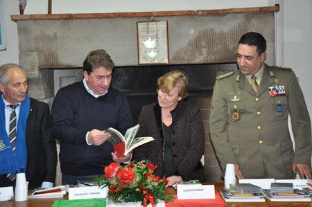 Moggiona (Arezzo) 10 dicembre 2011